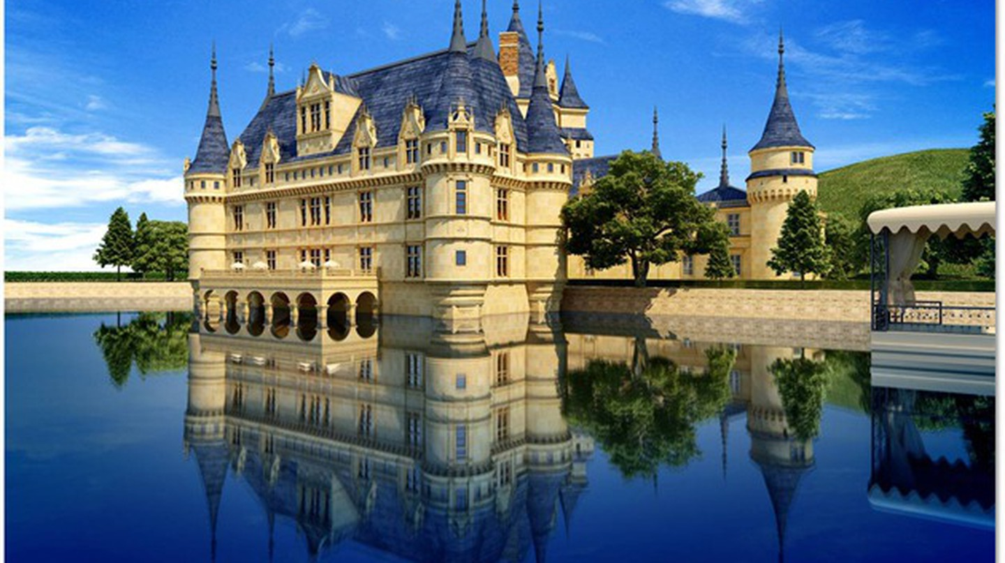 Changyu's Chateau Tinlot | Courtesy of Changyu