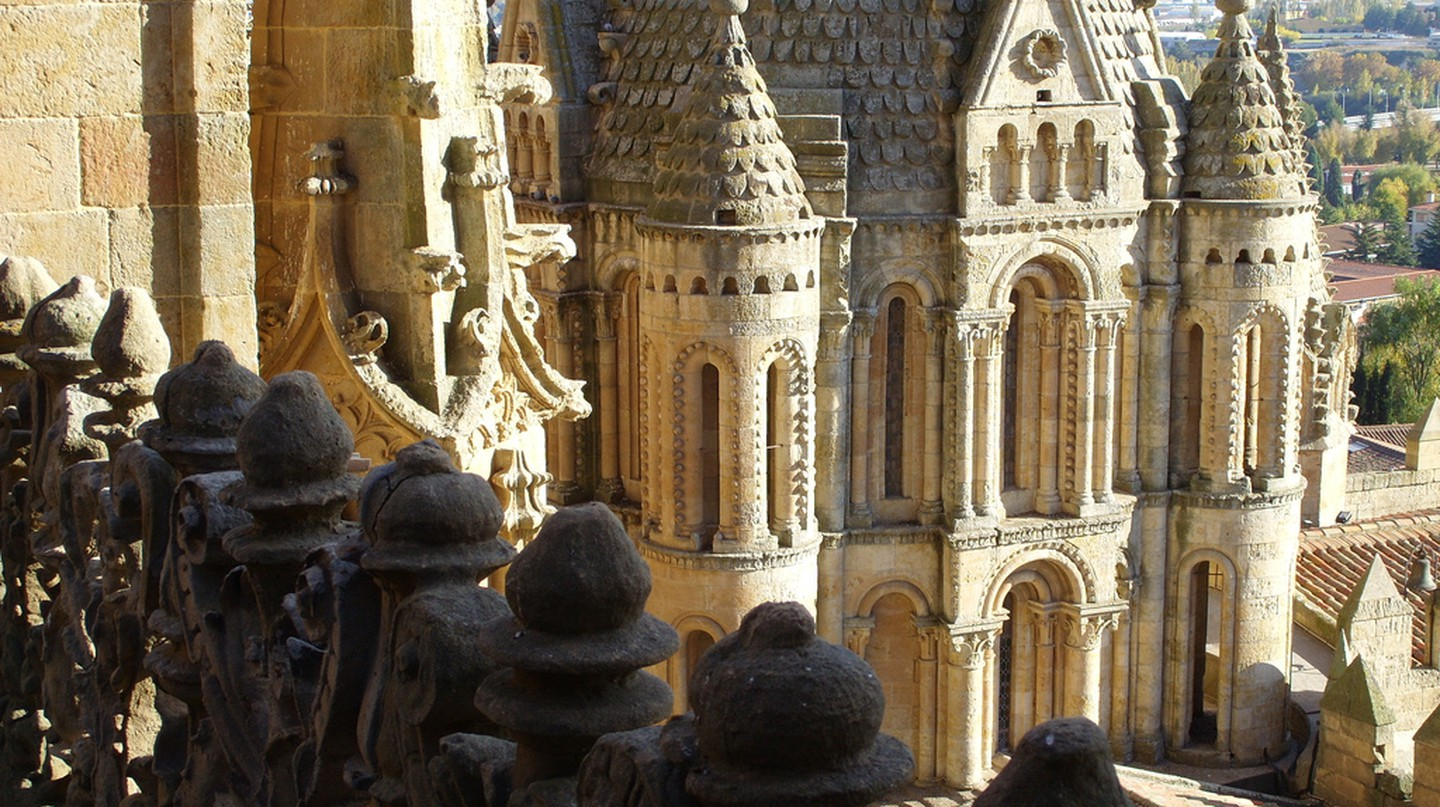 New Cathedral of Salamanca. Photo: Flickr