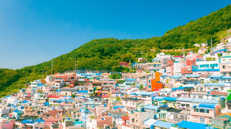 Gamcheon Culture Village in Busan | © Tony/Flickr