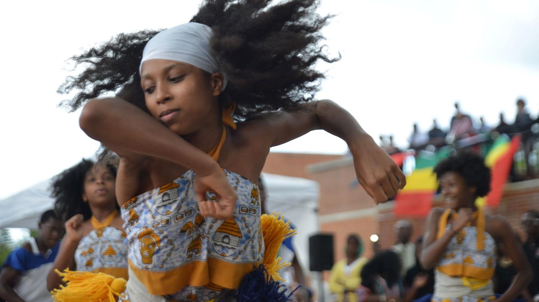 Dance Session at PANAFEST 2015