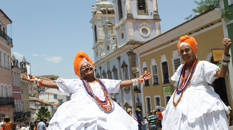 Pelourinho dancers © Tourismo Bahia/Flickr