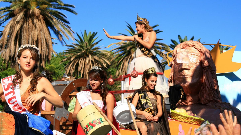 Queen of the Festival, Mendoza, Argentina   © Tanenhaus/Flickr