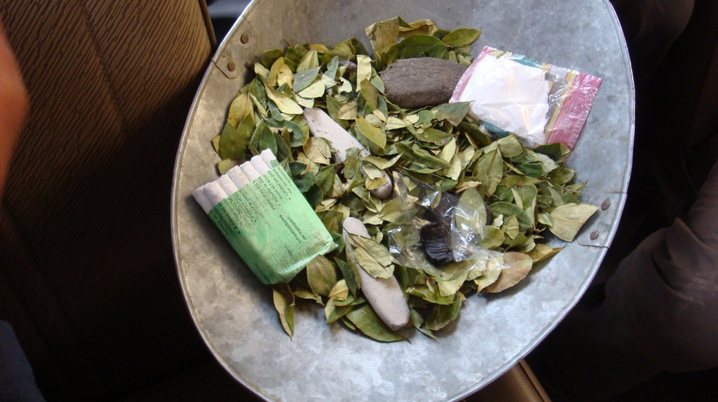Coca Leaves | © Ollie Harridge/Flickr