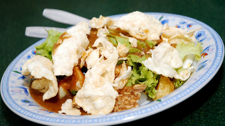 Indonesian vegetable salad |  ©closari/Flickr