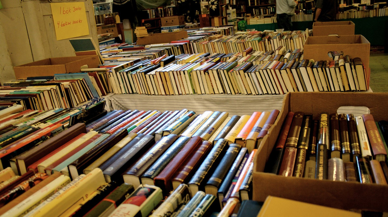 Books | © James Byrun/Flickr