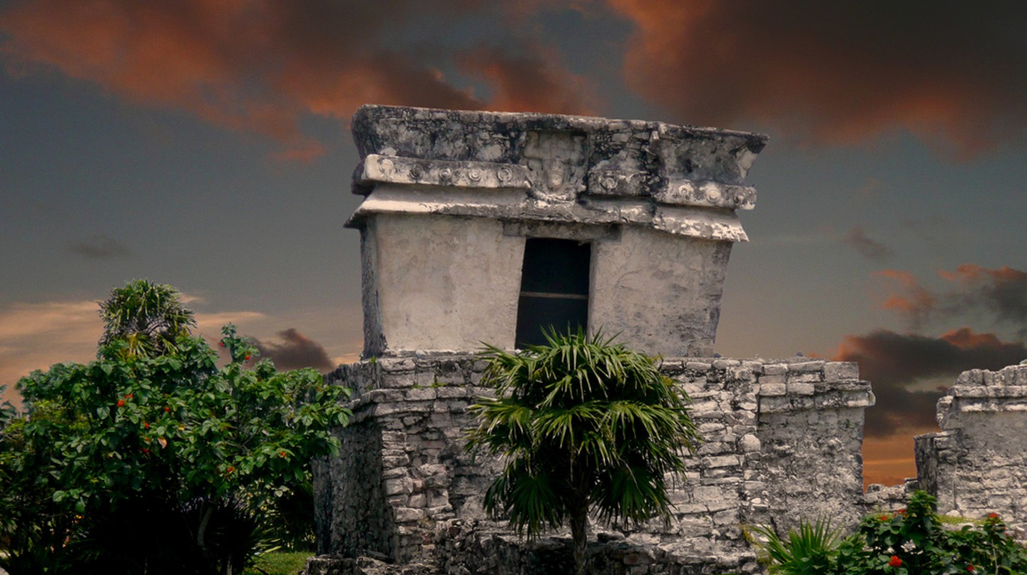 Tulum is home to the Ox Bel Ha underground system | © joiseyshowaa/Flickr