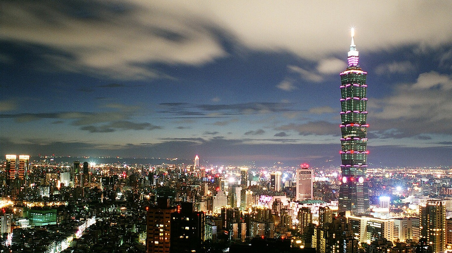 Taipei at Night | © Chris / Flickr