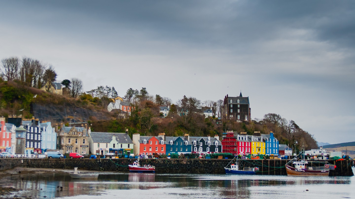 Tobermory, or Balamory? | © animal teamkl/Flickr