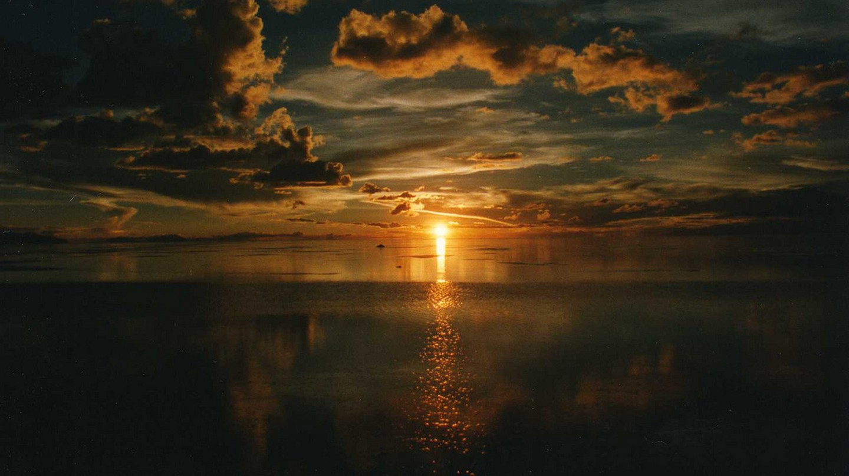 The Salar at sunset | © Leonora (Ellie) Enking/Flickr