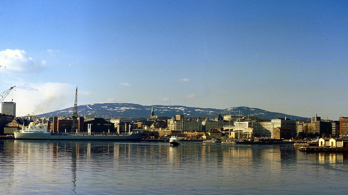 Oslo Skyline © George Brown / Flickr