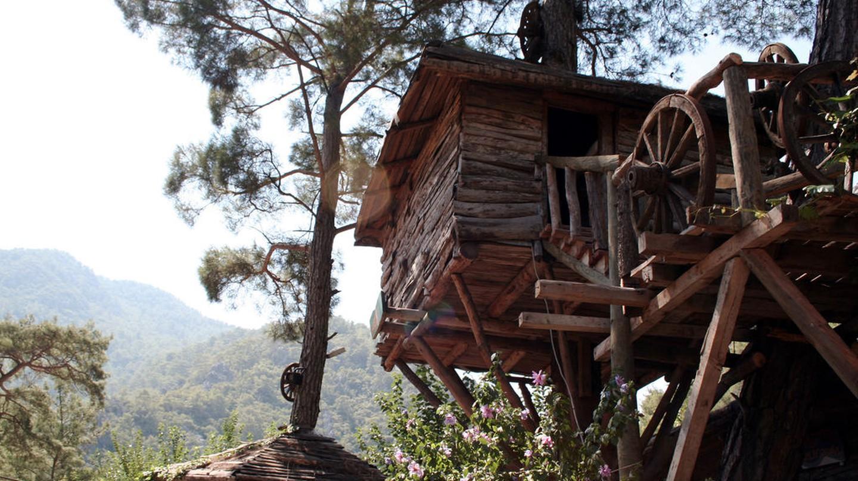 Kadir Treehouse |© Jon Rawlinson / Flickr