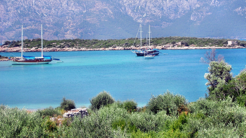 Sedir Island | © Yilmaz Oevuenc / Flickr