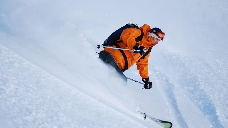 Heli ski in La Parva, Chile ©  Alex Grechman / flickr