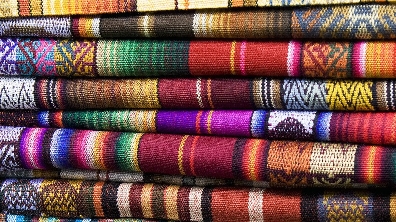 Ecuadorian textiles | © Umberto Salvagnin/Flickr