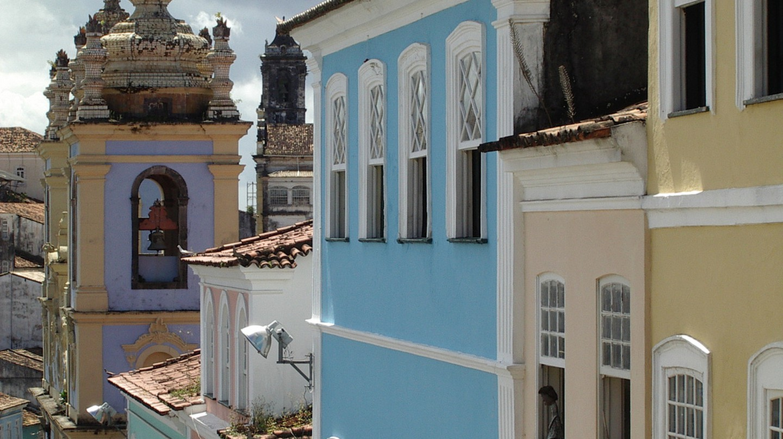 Buildings, Pelourinho © Thowra_uk/Flickr