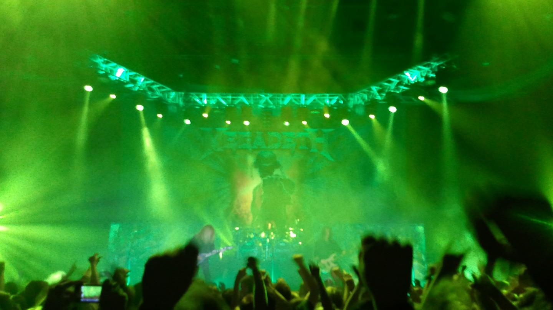 A Megadeth concert in Helsinki | © Lauri Rantala/Flickr