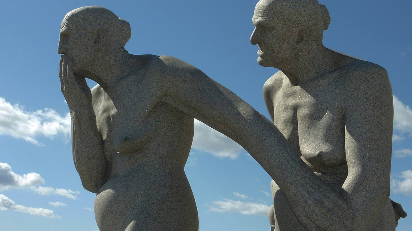 Vigeland Sculpture Park © RAYANDBEE/Flickr