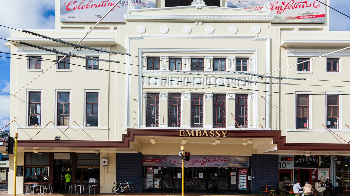 Embassy Theatre, Wellington