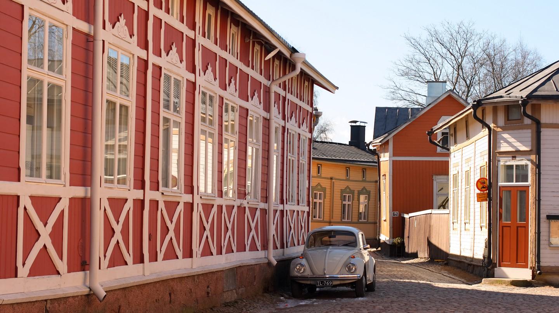 Rauma Old Town / Antti T. Nissinen / Flickr