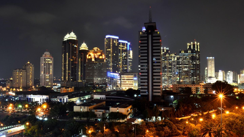 Jakarta at night   © Muhammad Rasyid Prabowo/ Flickr