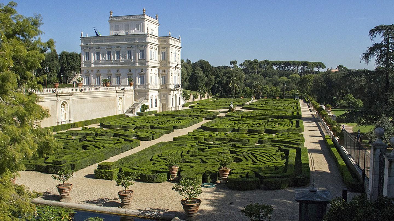 Villa Pamphili | © CucombreLibre/Flickr