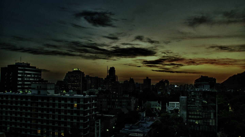 Santiago, Chile   © Manuel García Tornadú/Flickr