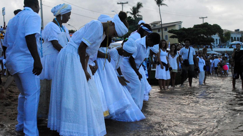 Iemanjá festival | © Clarissa Pacheco/Flickr