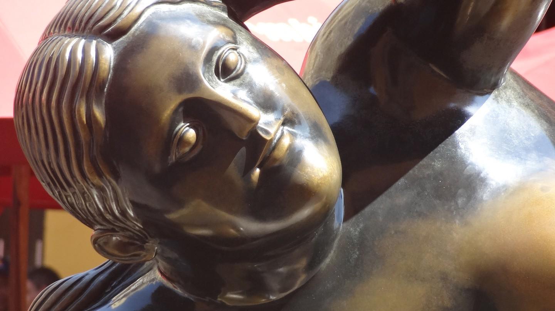 Botero's 'Gertrude' in Cartagena's Old Town | © Javier Ignacio Acuña Ditzel/Flickr