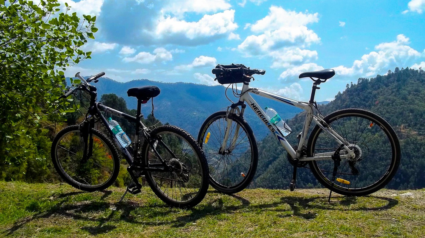 Mountain cycling in India | © Subhashish Panigrahi / flickr.com