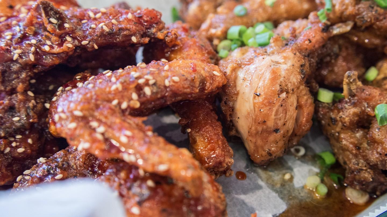 Korean Fried Chicken   © Edsel Little / Flickr