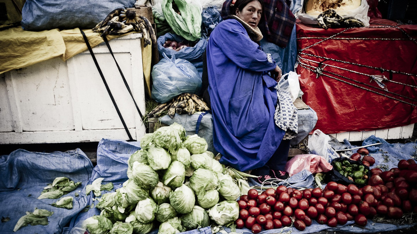 El Alto Market | © Cultura de Red/Flickr