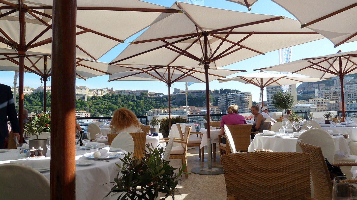 Monaco Terrace Views