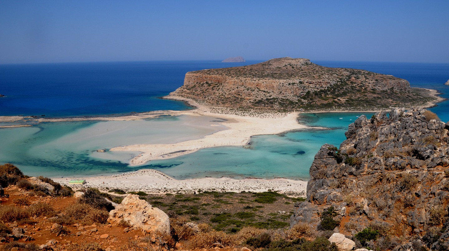 Balos Beach, Crete│© Panegyrics of Granovetter / Flickr