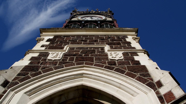 Victoria Clock Tower, Christchurch | © Bernard Spragg/Flickr
