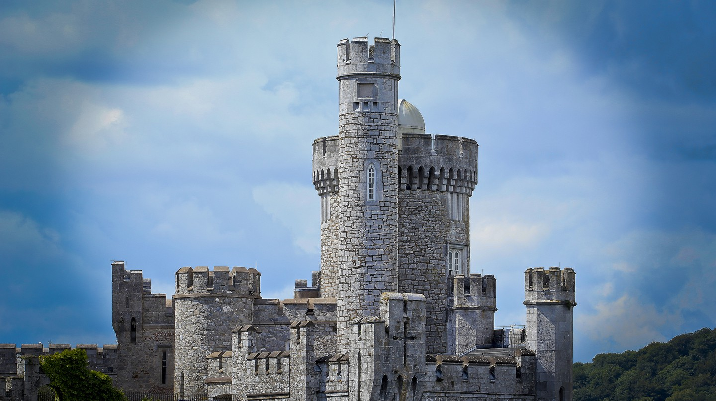 Blackrock Castle | © John Hughes / Flickr