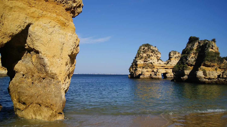 Algarve coast   © granonaka / Pixabay