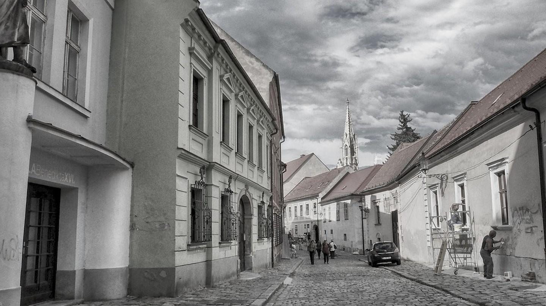 Bratislava's beautiful Old Town I © Marian_Jaslovsky/Pixabay