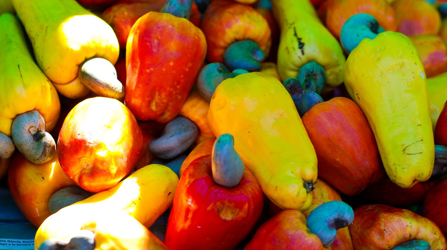 Exotic fruit galore I © Everjean/Flickr