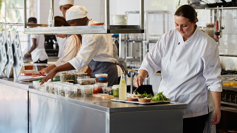 Chefs Restaurant   © Chefs