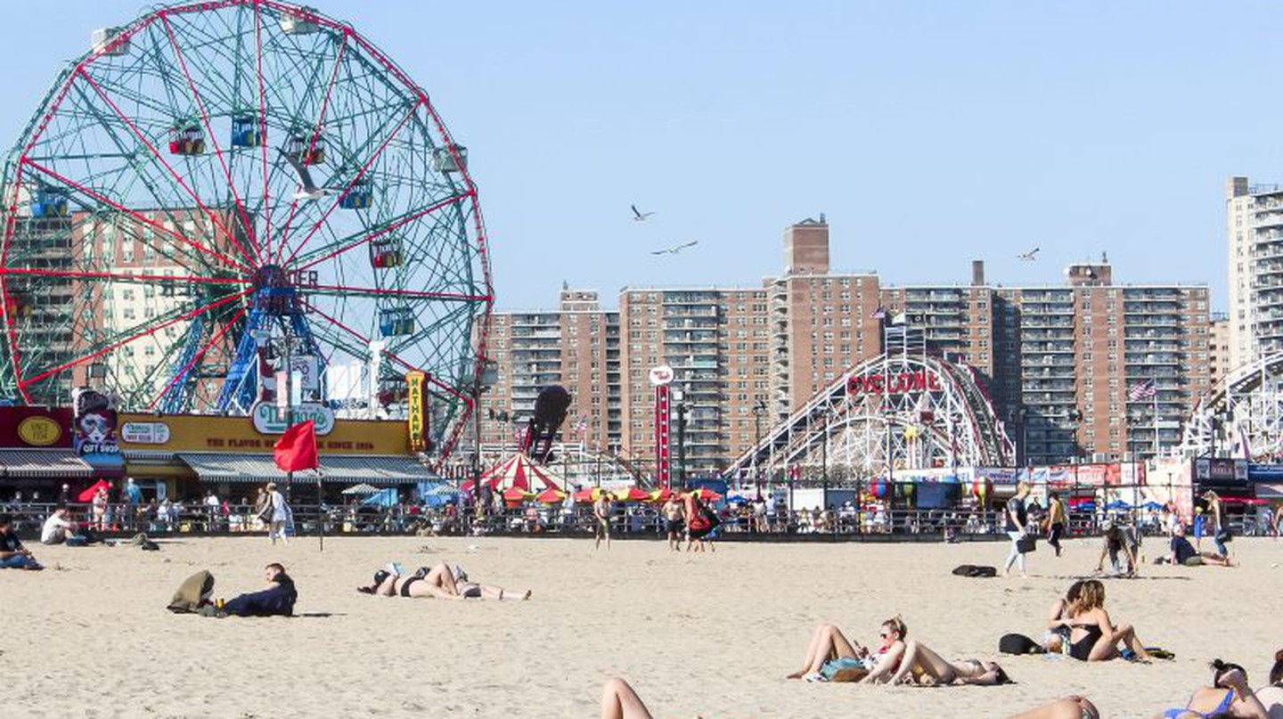 Coney Island and the Cyclone | © Amanda Suarez/Culture Trip