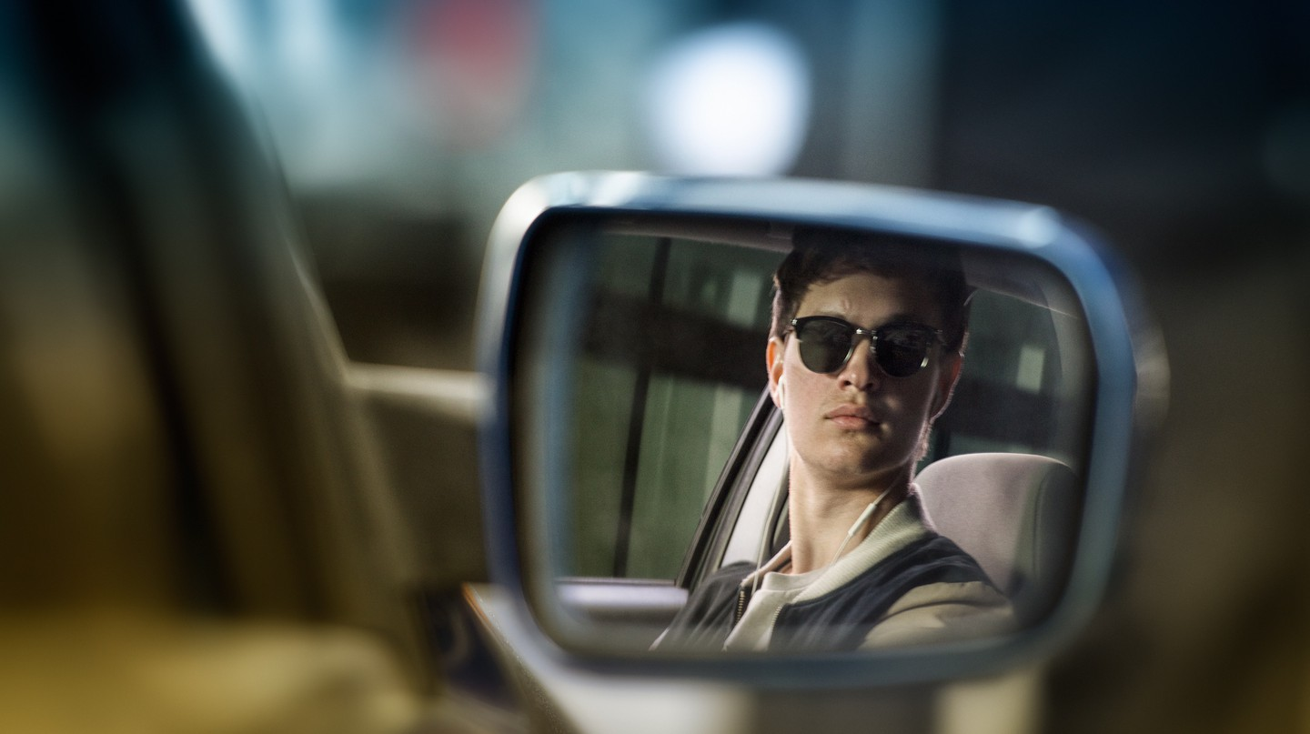 Baby (Ansel Elgort)   Sony TriStar Pictures