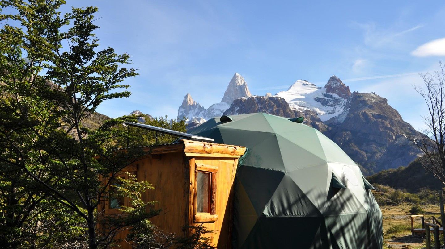 Patagonia Eco Domes | Courtesy of Patagonia Eco Domes