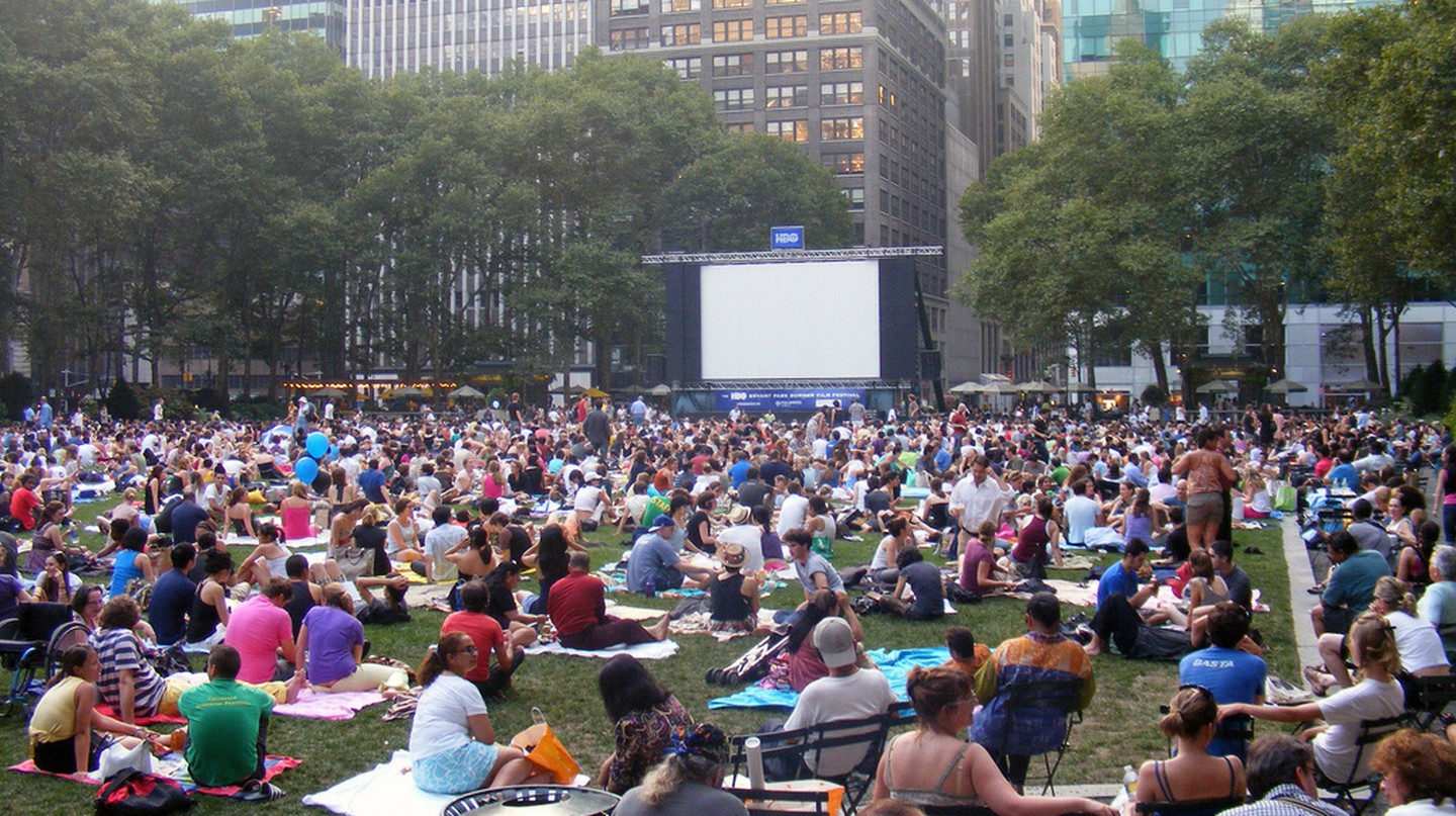 HBO Bryant Park Summer Film Festival | © André Natta / Flickr