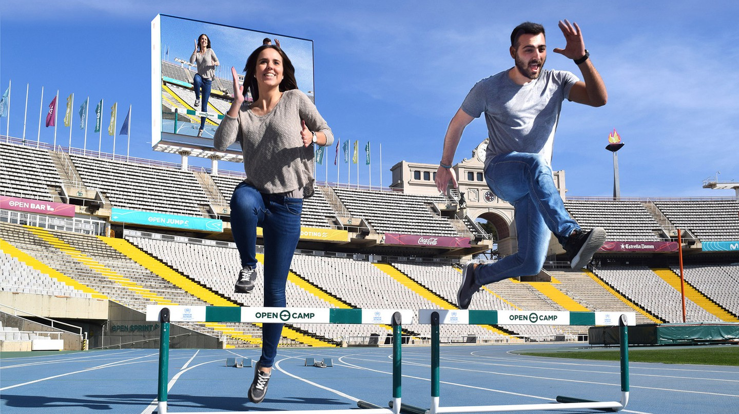 Open Hurdles | Courtesy of Open Camp