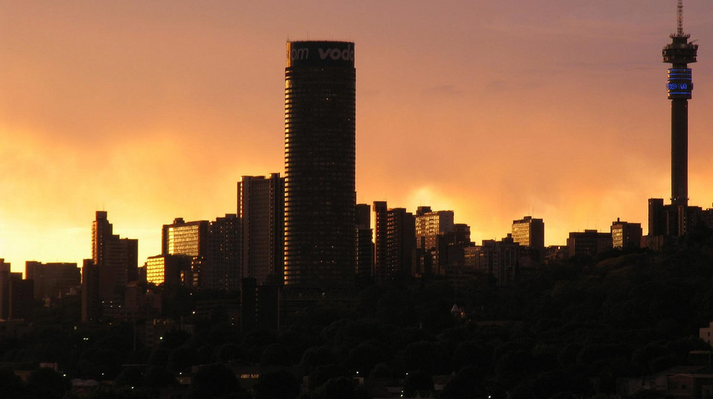 Johannesburg has been awarded the title of greenest metropolitan city in South Africa |  © Nico Roets/Flickr