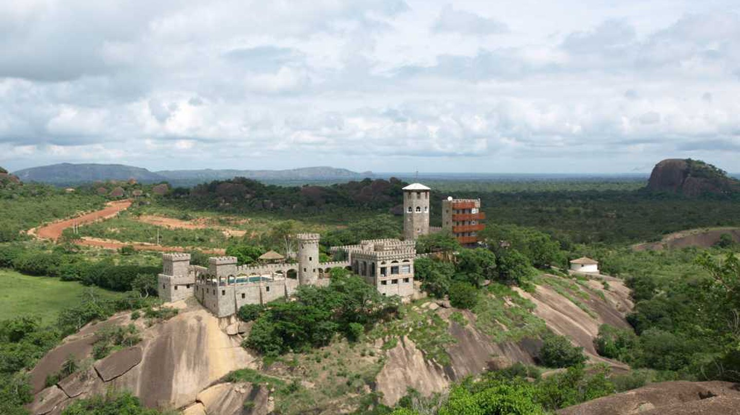 The Kajuru Castle in Kaduna |© Bela Becker / Wikimedia