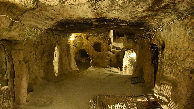 Cappadocia Underground City | © MusikAnimal/Wikimedia Commons