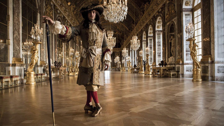 Louis XIV │© Tibo & Anouchka / Capa Drama / Zodiak Ficion / Incendo / Canal+