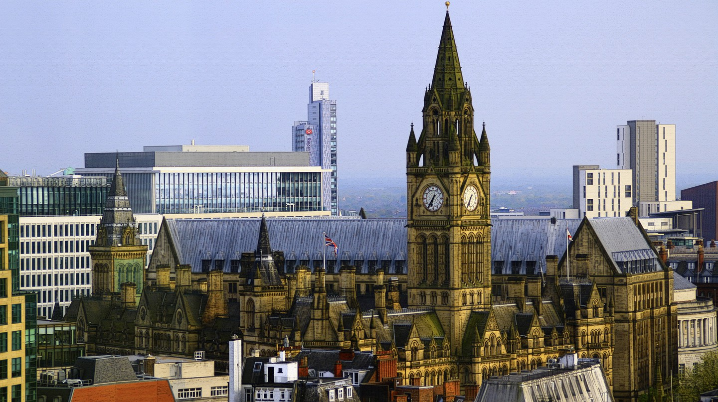 Manchester | © KeithJustKeith / Flickr