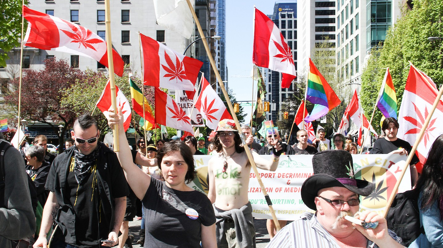 Marijuana March in Vancouver | © Cannabis Culture/ Flickr